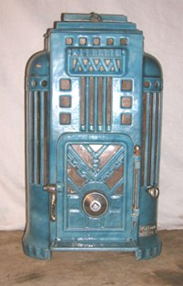 Multi fuel stoves art deco antique cooking stoves for Ardeco pellet