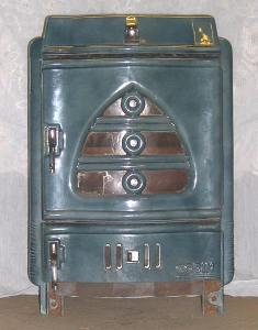 Antique French Stove Co stoves sold art deco