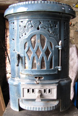 Antique french stove co for sale for Ardeco pellet