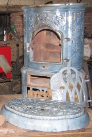 Antique Cook Stoves Potbelly Stoves Parlor Stoves Antique Wood
